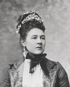 Lady Aberdeen championed the role of women in Canada in the late 1800s