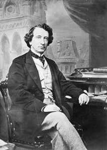 John A Macdonald's speech in 1865 promoting confederation