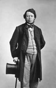 Pre-Confederation orator Thomas D'Arcy McGee spoke poetically about a new Canadian nationality.