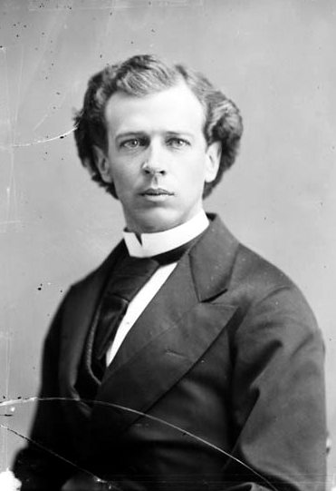 Young Wilfrid Laurier adn Quebec's Liberals wre opposed by the church. He took them on in a masterful speech