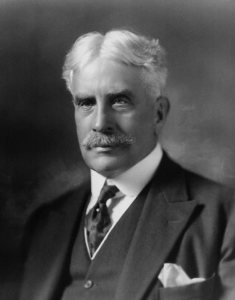 Canadian PM Robert Borden declared war on Germany in August 1914