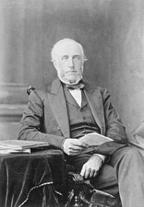 In the 1860s, George Brown, leader of the Reform Party, temporarily set aside his rivalry with John A Macdonald to achieve the project of Confederation.
