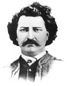 In 1885 Louis Riel was on trial for treason and he spoke at length to the jury in his own defence.
