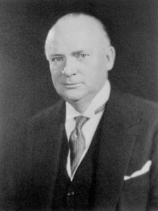 In the midst of the Great Depression in 1935 Prime Minister R.B. Bennett made several speeches promising government intervention in the economy.