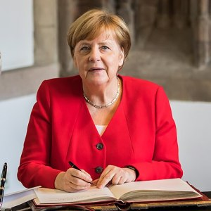 Angela Merkel showed inspired leadership in a televised address to Germans about the Corona virus