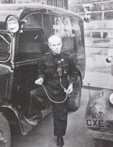 Dr. Norman Bethune volunteered on the Republican side in the Spanish civil war and returned to Canada for a widely-publicized speaking tour in 1937.