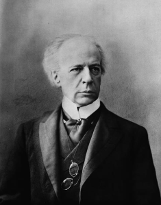 Sir Wilfrid Laurier is known for a 1904 speech in which he said the 20th would be Canada's century