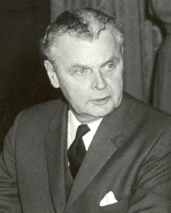 John Diefenbaker spoke with messianic fervour in the 1957 election campaign about a new national policy