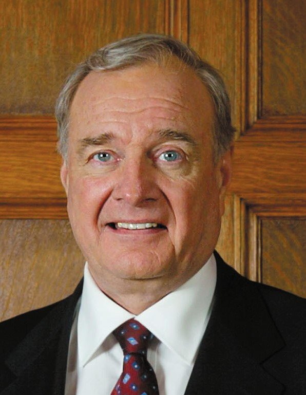 In this 1990 speech, Liberal Finance Minister Paul Martin promised to cut government spending come hell or high water