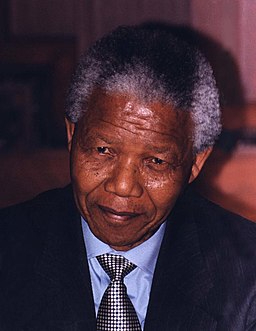 In this 1998 speech, South African President Nelson Mandela thanked Canada for its role in ending apartheid