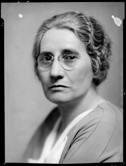 In this speech in 1928, MP Agnes Macphail spoke out of behalf of rural people